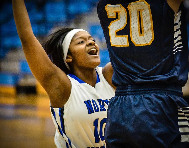 Basketball Girls Varsity vs  Lamar 01-21-14-22