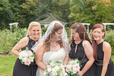 Group Portraits- Maura & Andrew Netherwood Wedding