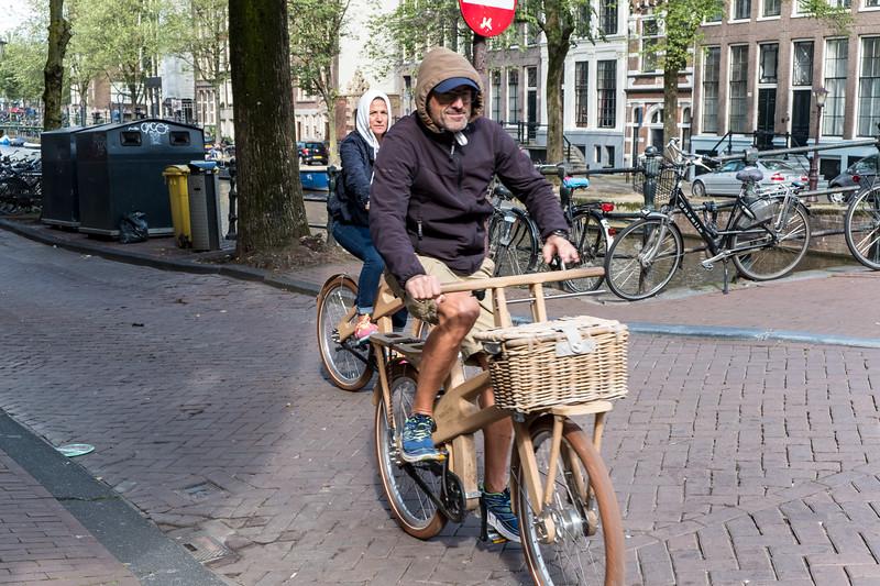 Wooden Bikes!