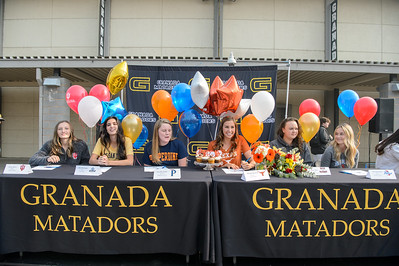 181114 GHS NLI signing day