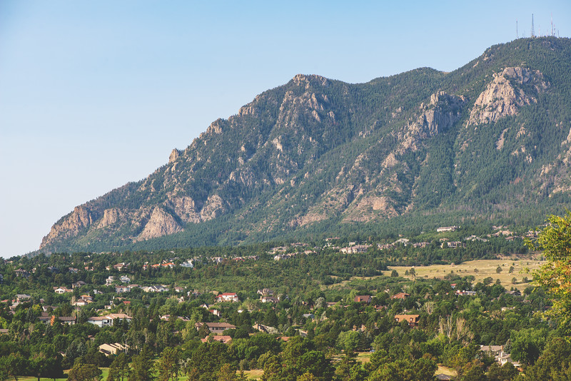Cheyenne Mountain