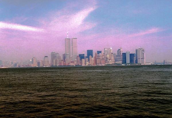New York City - 9/11 Tributes