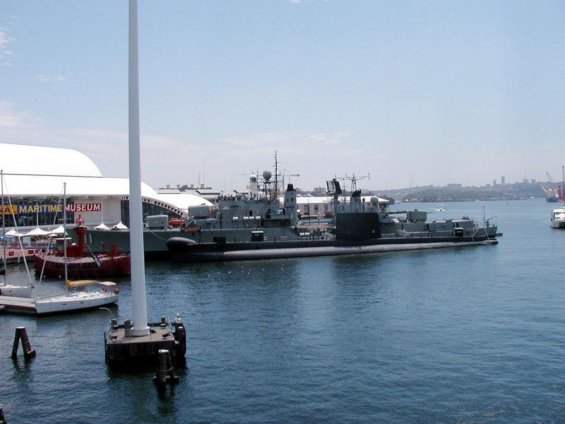 22. Darling Harbour-Maritime Museum.JPG