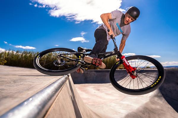 Pete Jamison - Ivins Skatepark
