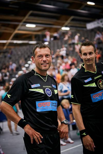 Henrik Mortensen og Daniel Møller