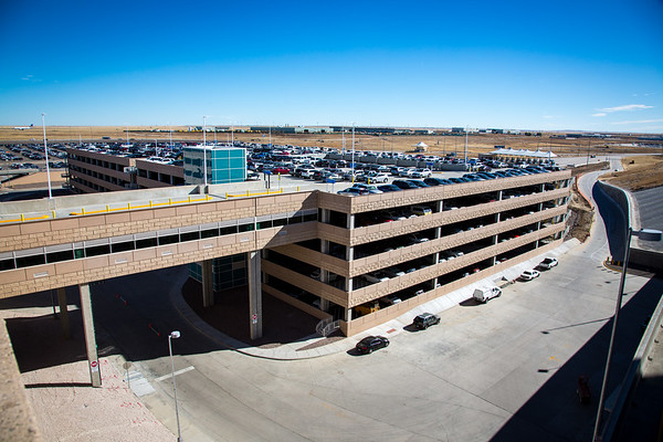 New East Side Parking Structure