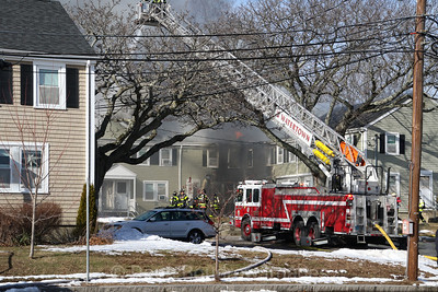 Watertown, MA - 3rd Alarm, 62 Robert Ford Road,  1-24-20