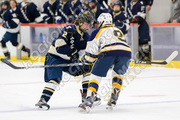 Foxboro-Hanover Boys Hockey - 03-04-20