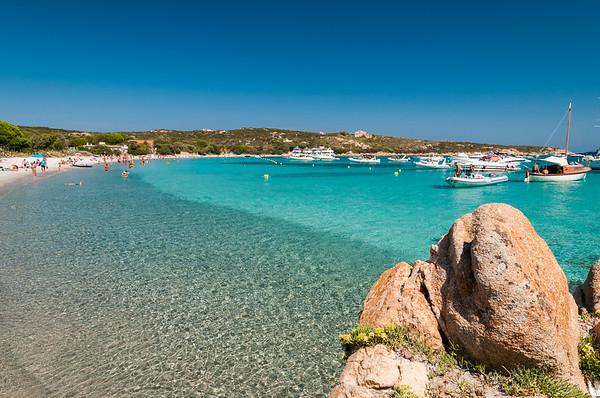 Sardinia: Arcipelago de La Maddalena