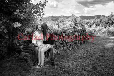 Stephanie and David