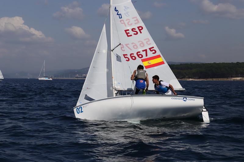 b'3 , ESP , eraaz , 56675 , 3694 , ESP , zhik , RS , Xacobeo , 2021 , Galicia , 02 , PUR , CODIGO , CERO , '