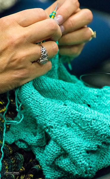 Martha's Knitters
