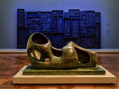 Sculpture, Museum, American & European