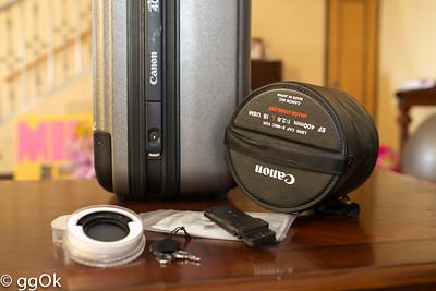 Canon 400 2.8 L IS lens
