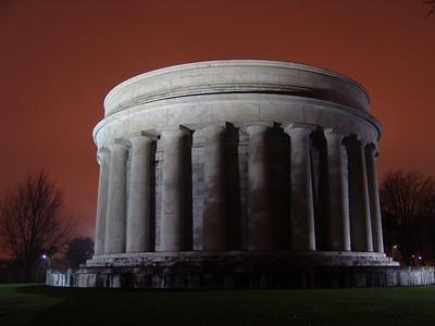 Warren G Harding Memorial
