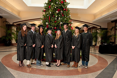 Graduating Athletes Winter 2013