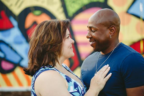 7.22.14 Cheryl and Eric