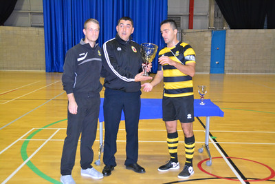 Lynx FC crowned Gibraltar FA Futsal Division 1 Champions 2014/15