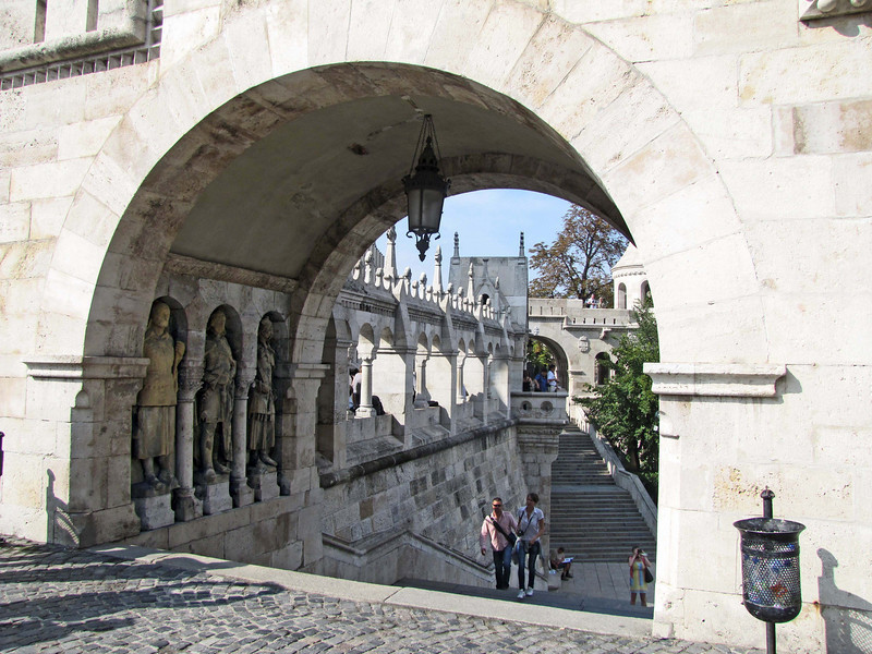 36-Fishermen's Bastion