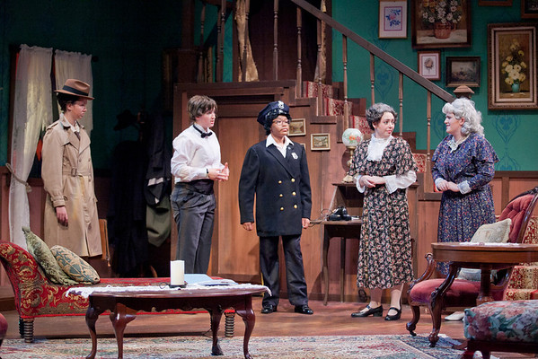 Fall Play: Arsenic and Old Lace