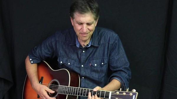 Testing the Yamaha TransAcoustic Guitar