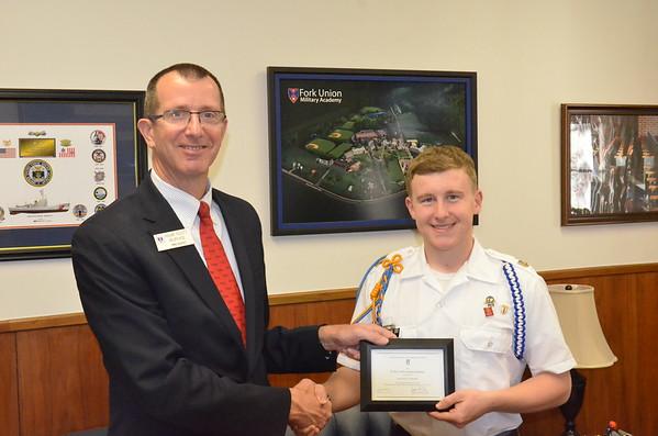 Dalton Fowler Receives National Merit Letter of Commendation