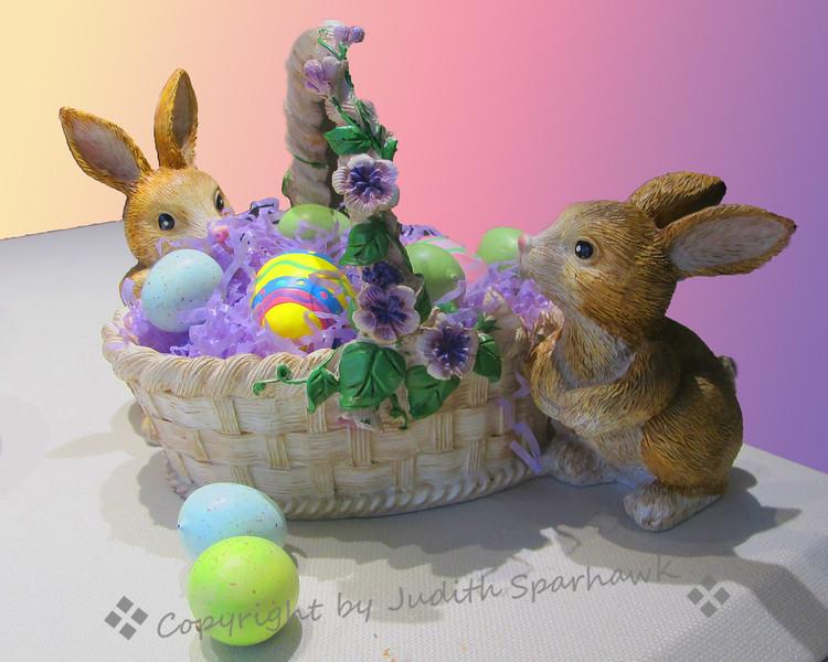 Happy Easter! - Judith Sparhawk