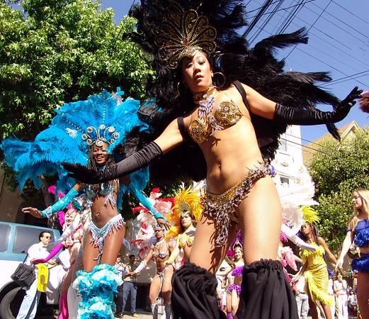 Carnaval San Francisco 2004