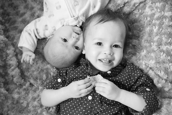 Hazel and Blythe