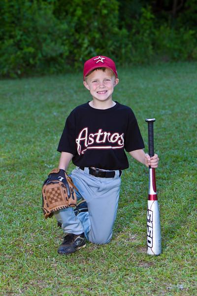 Astro's Baseball 2012
