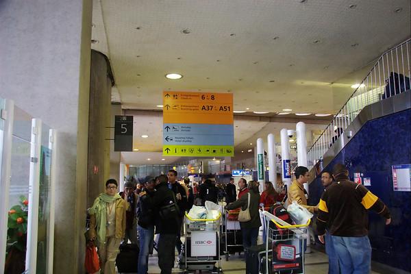 2006-12-28 Paris - Arrival
