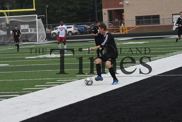 Lakeland Boys' Soccer vs. Medford September 3, 2019