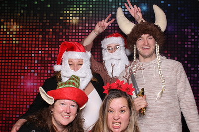 2018-12-20 The Riverview Staff Holiday Party Photo Booth Pics