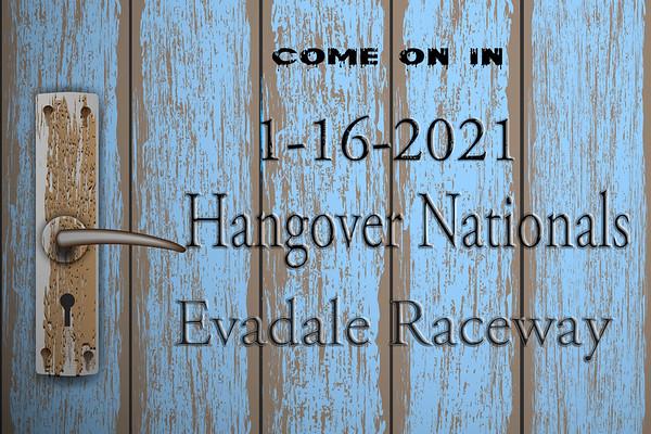 1-16-2021 Evadale Raceway 'Hangover Nationals'