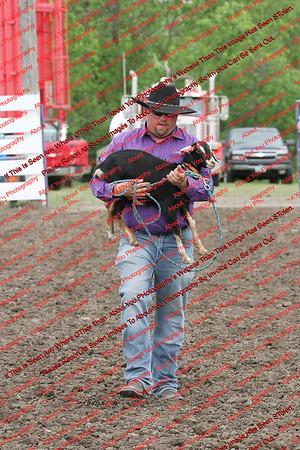Saturday Goat Tying