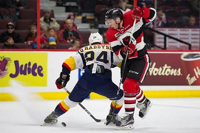 Ottawa 67's vs. Erie Otters - Feb. 4, 2017