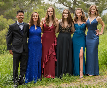 Leigh Prom 2018