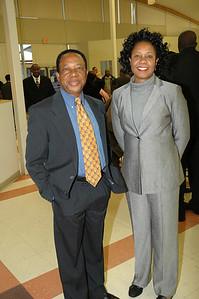 K.C. Ohaebosim for State Senate Campaign Kick-off Jan 21, 2008