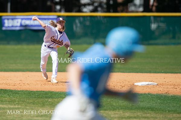 Broughton JV baseball vs Hoggard. March 24, 2019. D4S_3088