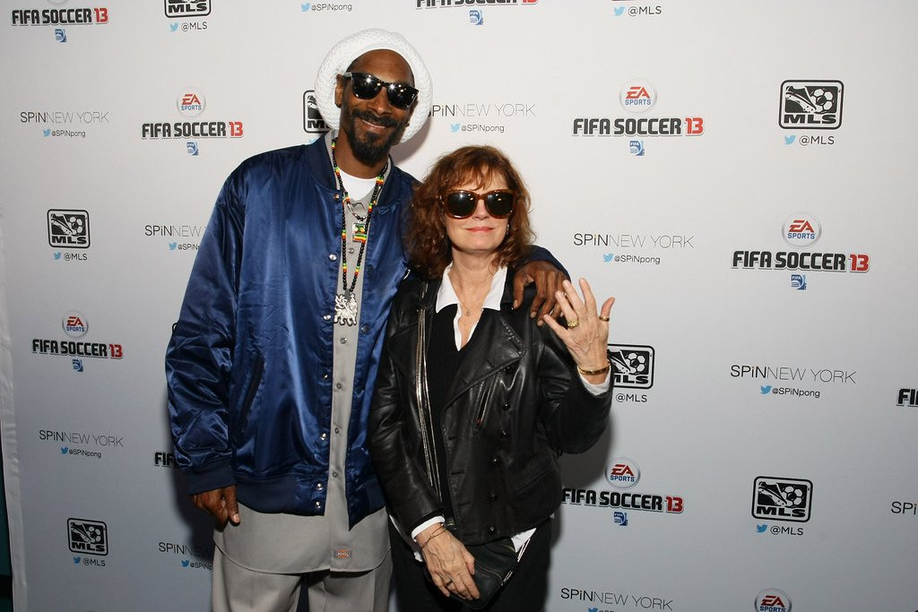 """. <p>9. SUSAN SARANDON <p>Admits she has been stoned at most awards shows. And when she agreed to do �That�s My Boy.� (unranked) <p><b><a href=\'http://www.people.com/people/article/0,,20765507,00.html\' target=\""""_blank\""""> HUH?</a></b> <p>     (Neilson Barnard/Getty Images)"""