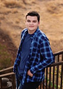 Evan Sanders Senior 2019