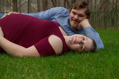 Amie & Tyler Maternity Shoot