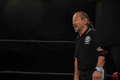 Roderick Strong vs Hiroshi Tanahashi
