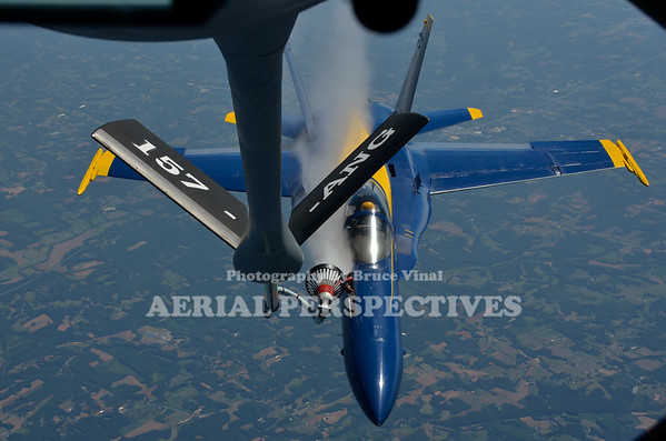Blue Angels Refueling Mission 6/27/12