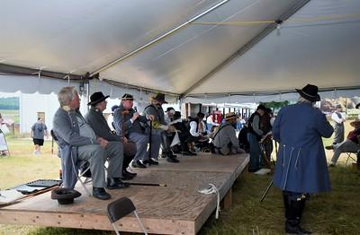 The Gettysburg 155th Anniversary National Reenactment