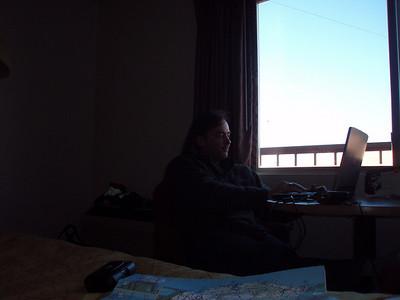 DAY 6 -- Saturday, November 24 -- rest day in Albuquerque, NM