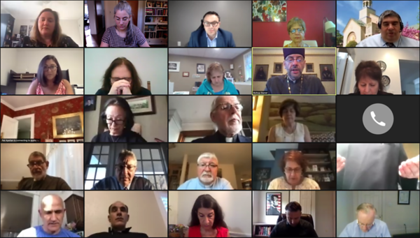 119th Virtual Diocesan Assembly (session of May 25, 2021)