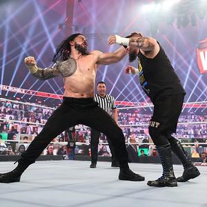 Roman Reigns - Digitals / Royal Rumble 2021