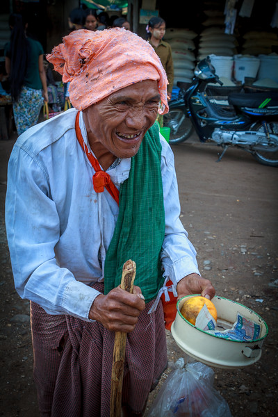 The Streets of Bagan