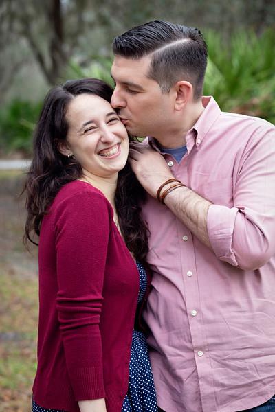Valentine's Day Minis: Dan, Kirsten, Danielle, and John!
